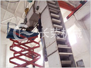 400 bucket Chain Hopper Conveyor machine